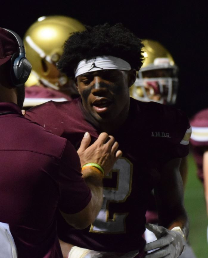 Chatting With St. Ignatius Linebacker Cam Roberson Class Of 2021
