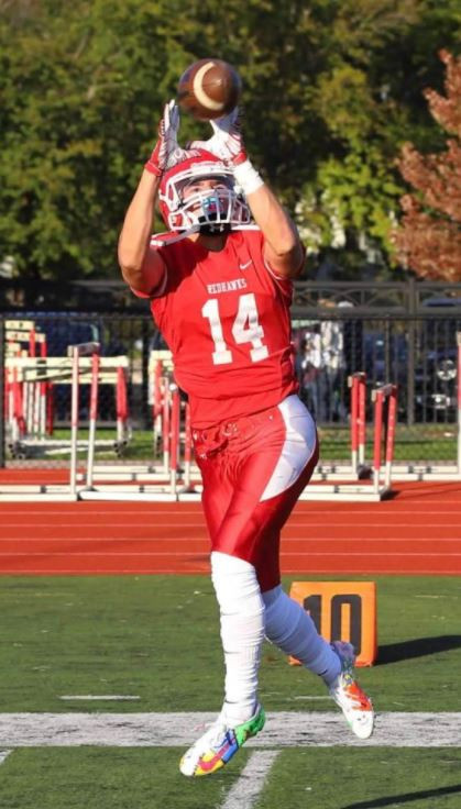 Naperville Central Athlete Niko Gordon Talks Football Class Of 2022 - Recruit To Watch Out For