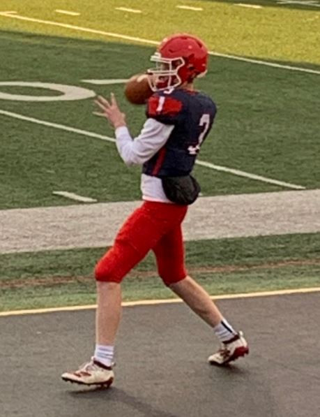 Meet West Aurora 6'4 QB Andrew Kolich Class Of 2023