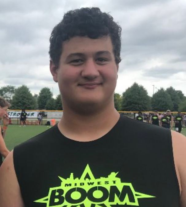 Meet Hinsdale South 6'6 OL Joshua Sander Class Of 2022- Name You Need To Know