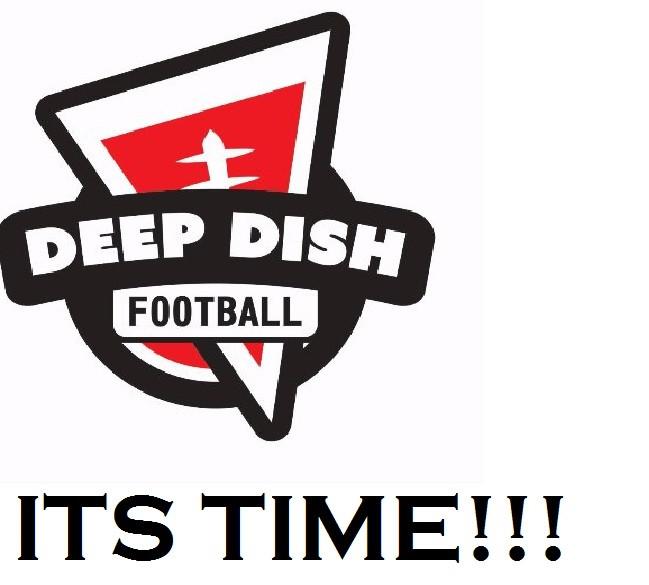 Deep Dish Football the Evolution