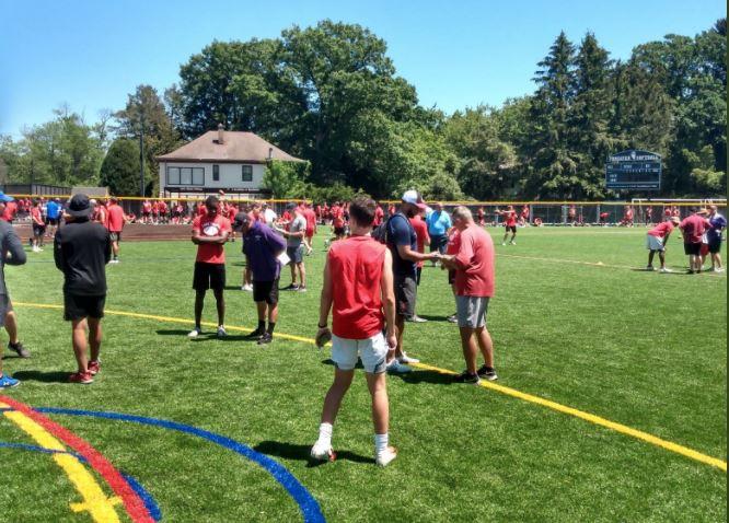 Deep Dish Football Camp Dayz: Lake Forest College Football Camp 2021 Eye Catchers