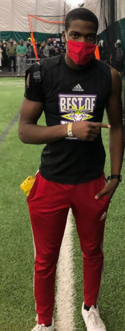 Talking With Top Recruit Rich Township DB Jamahreon Smith Class Of 2022 - Name You Need To Know