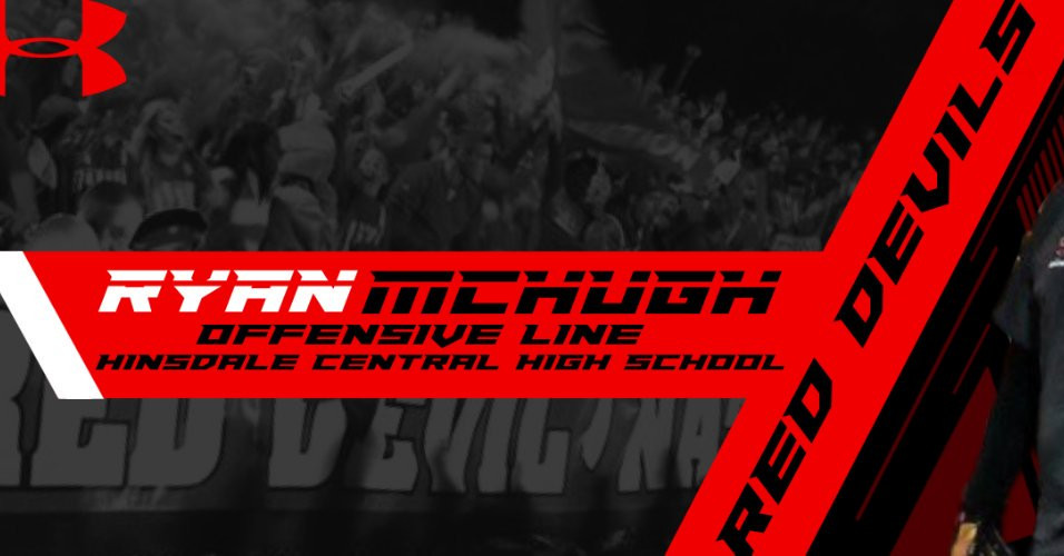 The Dish Episode #2- Hinsdale Central Offensive Line Coach Ryan McHugh (VIDEO)
