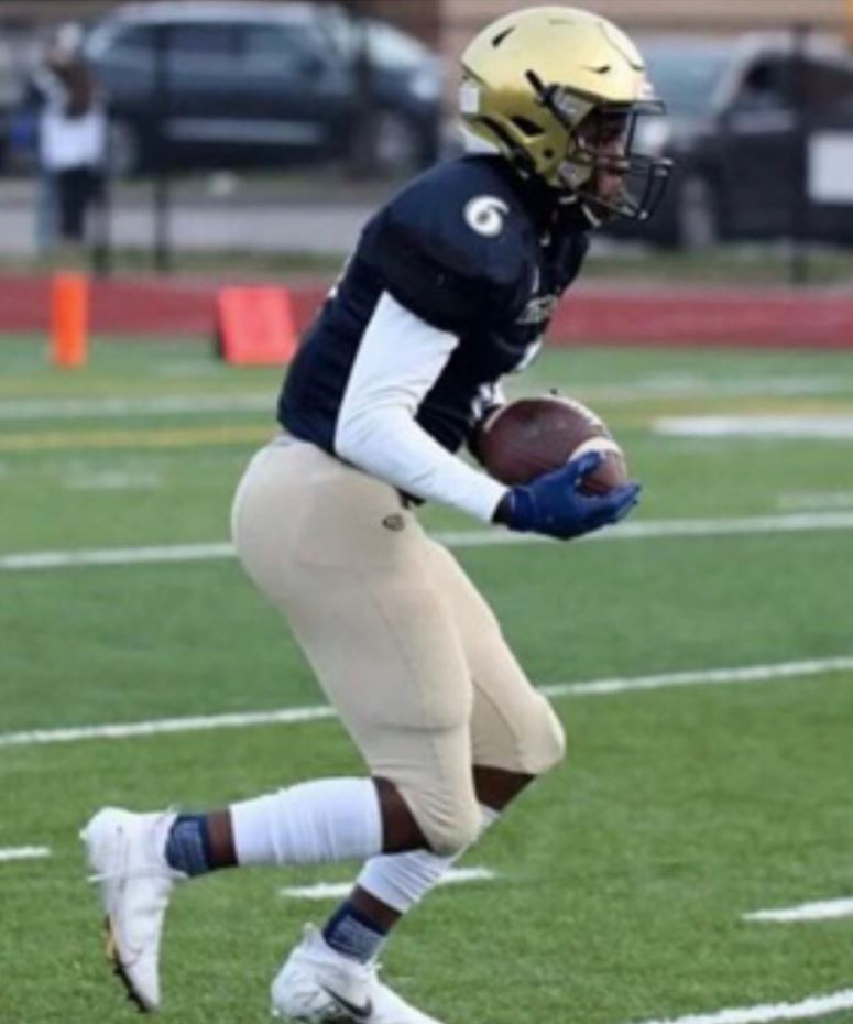 Meet Althoff Catholic Athlete Lucious Dones IV Class Of 2023 - Name You Need To Watch