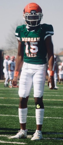 Meet Morgan Park's Young Star ATH Tysean Griffin Class Of 2024 - Name You Must Know In Recruiting