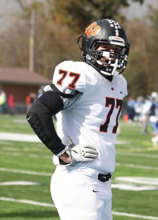 Talking With Libertyville Star OL Ty Lawrence Class Of 2021- Name You Got To Know