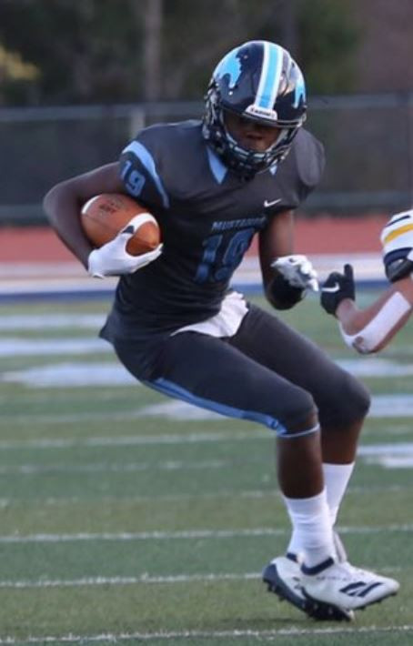Talking With Top WR Recruit 6'5 Downers Grove South Brandon Amaniampong Class Of 2023