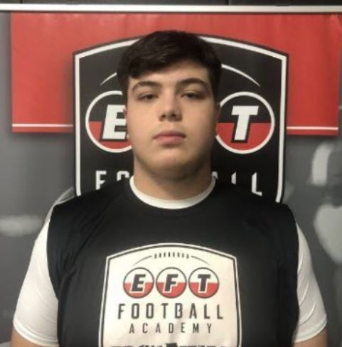Chatting With One Of Top OL Recruits In Illinois St.Rita 6'5 Rocco Valenti Class Of 2022