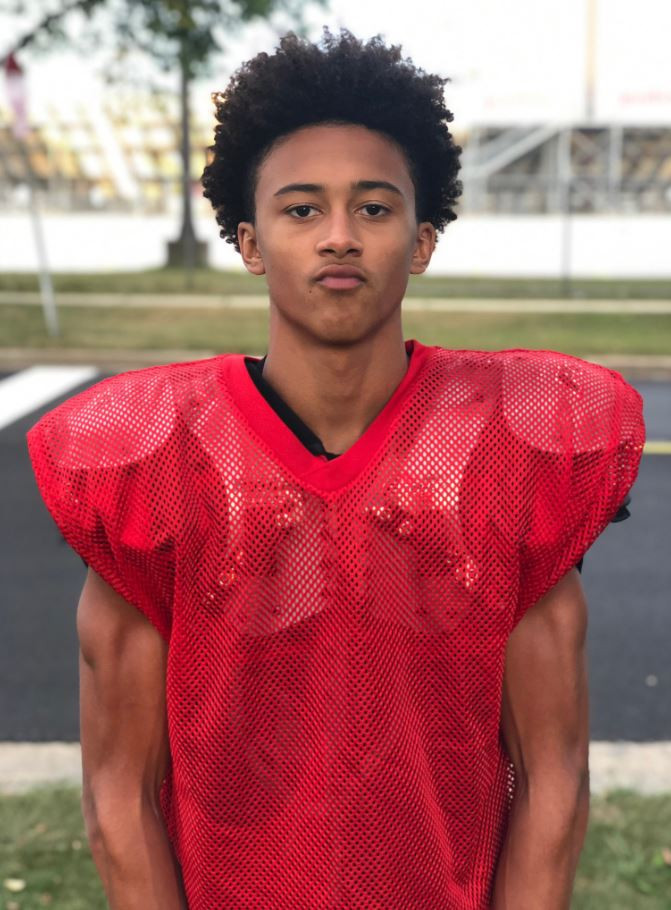Talking With Palatine WR Jacob Bostick Class Of 2022- Name To Watch