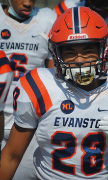 Talking With Evanston Athlete Giovanni Pryor Class Of 2022
