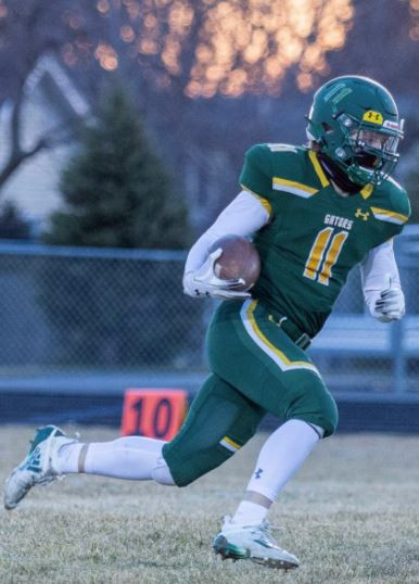Talking With Crystal Lake South Athlete Nathan Van Witzenburg Class Of 2023 - Name You Need To Watch