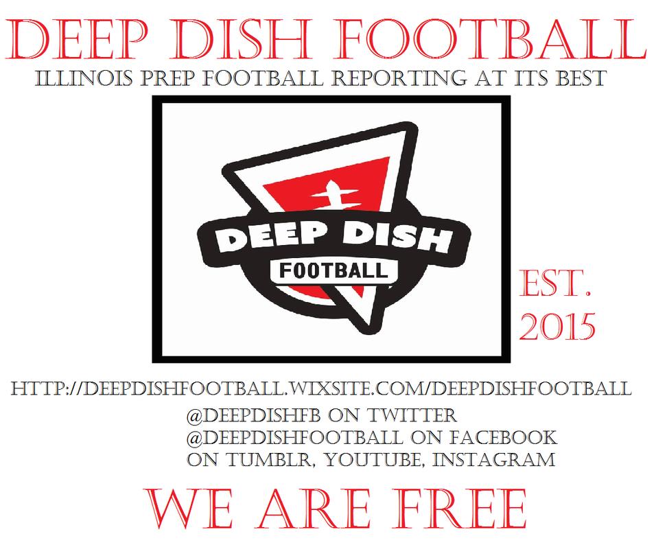 Recruiting News for 10/12/2016 Illinois Prep Football