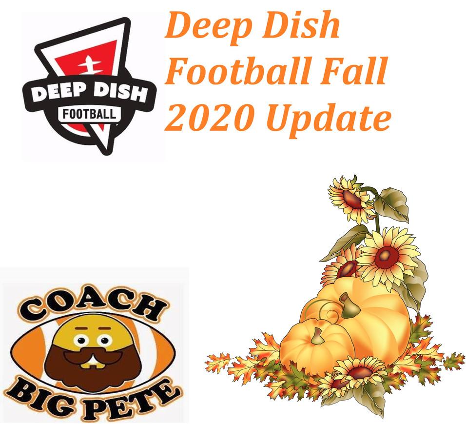 Deep Dish Football 2020 Fall Update: QB Training Services, Showcases, Recruiting Advisements, Big Ne