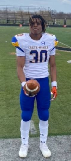 Talking With Crete-Monee DB Edward Clark Class Of 2023 - Name To Watch
