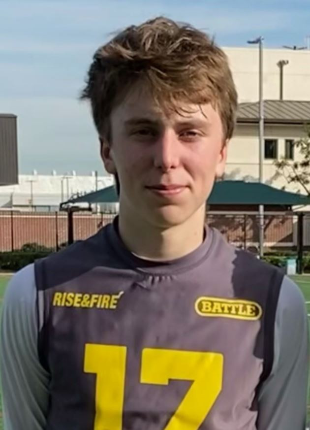 Meet York WR Charlie Specht Class Of 2023 - Name You Must Know
