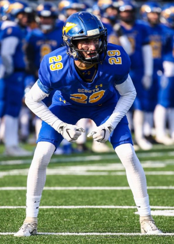 Meet Lake Forest DB Leo Scheidler Class Of 2022 - Name You Must Know
