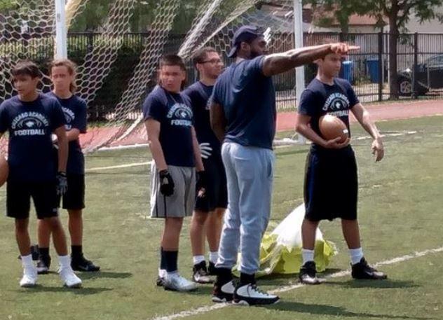Deep Dish Football Tour 2021: Stop #5 Chicago Academy - Building A Program