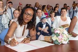 photographe saint-guyomard mariage