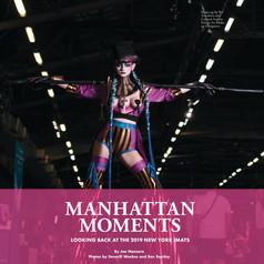 IMATS NYC 2019 for MUD.  Makeup Artists- Caliann Sophia Feimer & Bri Trischitta.  Photographer- Ben Bentley.  Model- Corina Doherty.