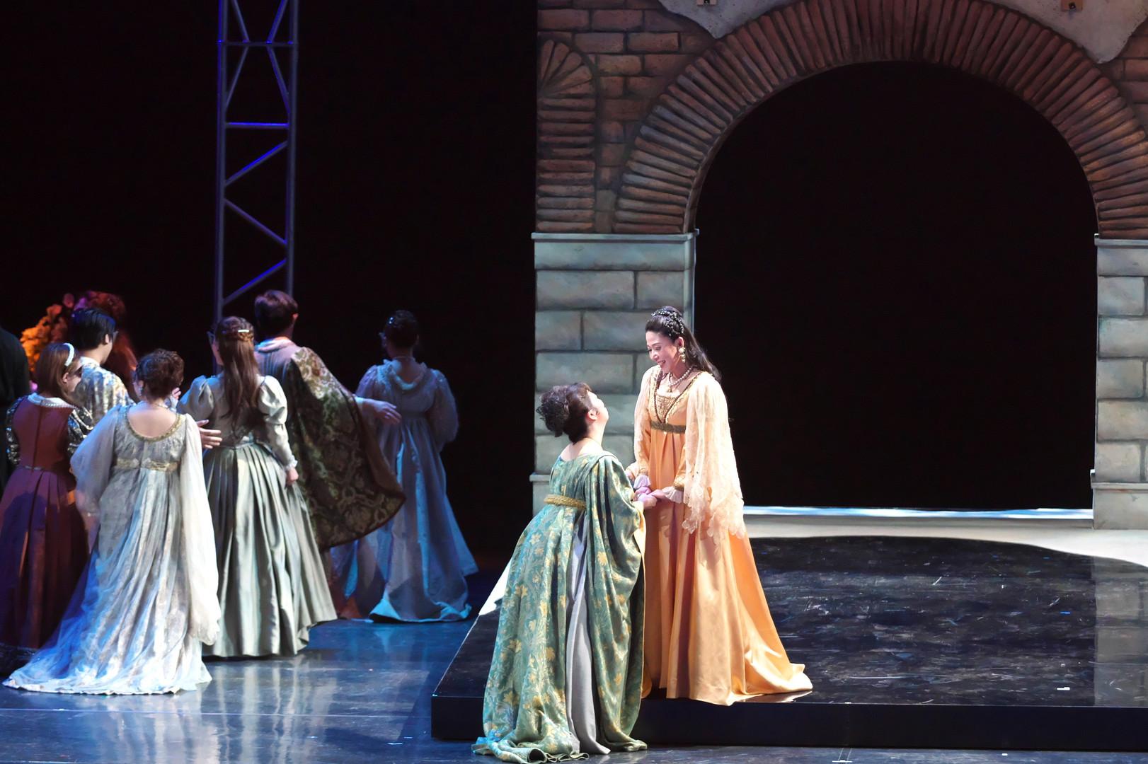 Roméo et Juliette (Photo: Naoko Nagasawa)