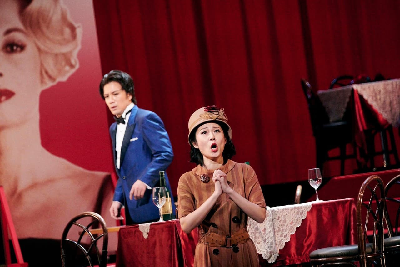 La bohème (Photo: Shinobu ONODERA)