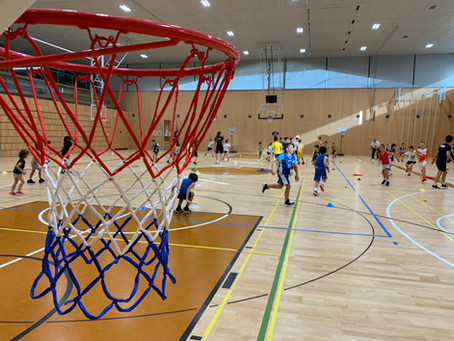 Vieni a giocare a Minibasket !!