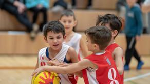 Minibasket per i nuovi talenti!