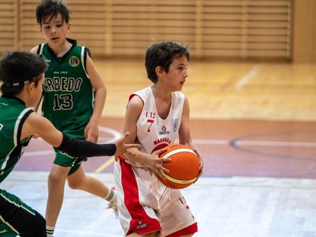 Minibasket, U9 e U11