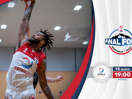 Final 4 SBL Cup a Montreux