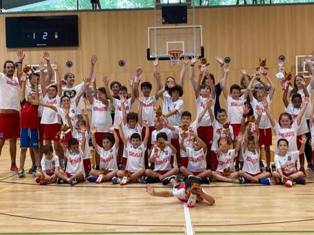 Camp Become a Player alla grande!