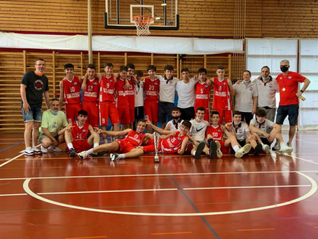 Under 17 Campione Ticinese