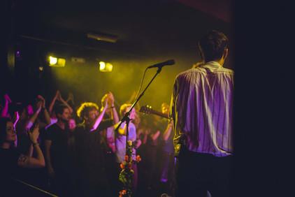 Concert Rasga Rasga @Privatclub Berlin