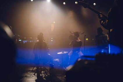 Concert Make a Move @Heimathafen Neukölln