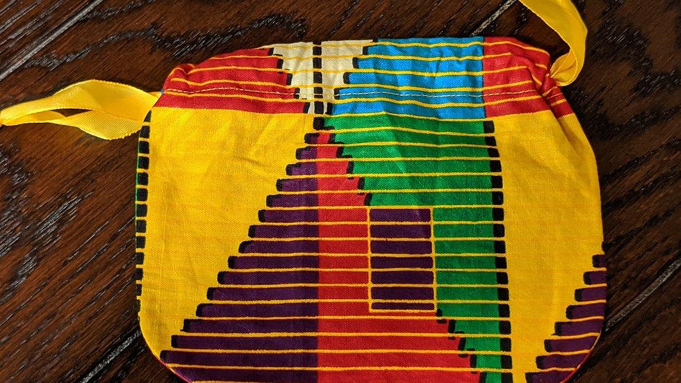 Multi-Color Small Pouch