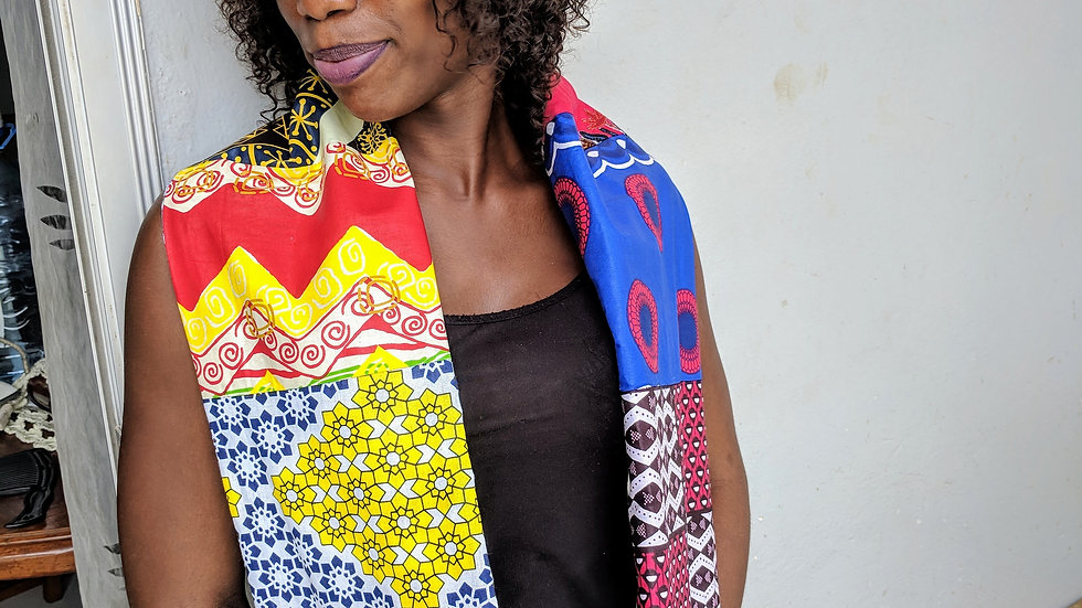 Reverseable Fashion Scarf