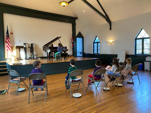 Piano Workshops