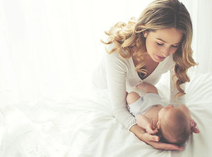 A woman with a baby .jpg