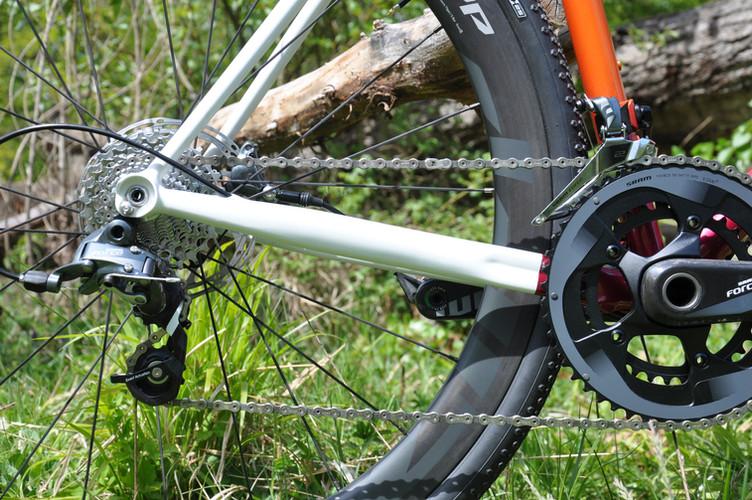 Krömer Custom Gravel Bike Handcrafted F