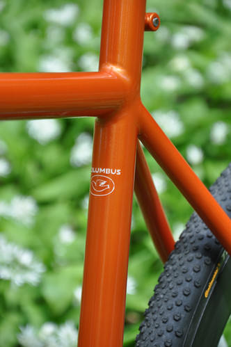 Krömer Custom Gravel Bike Made in Frank