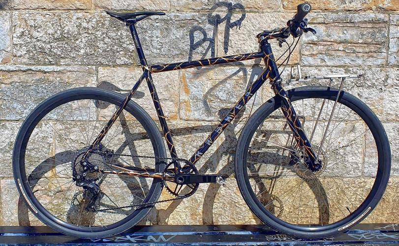 Custom Road Bike Krömer