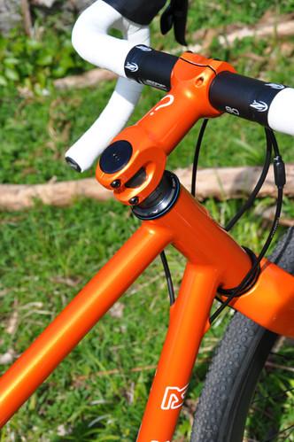 Krömer Custom Gravel Bike Custom Frame.