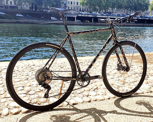 Golden Road Bike Rennrad Krömer