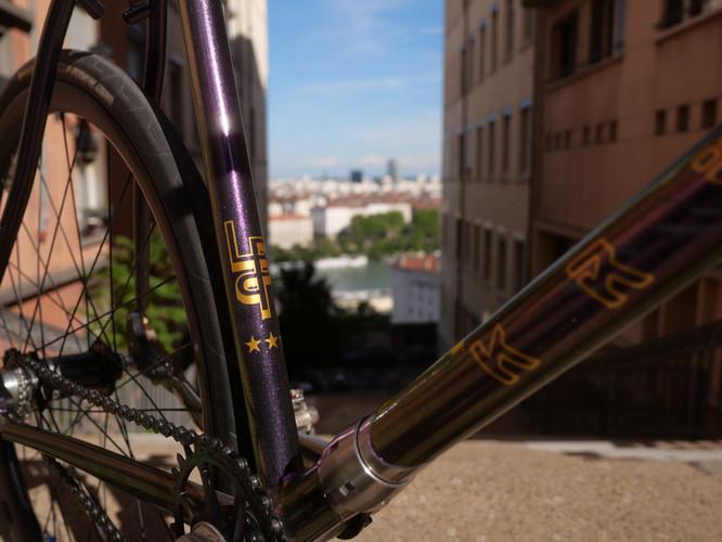 Krömer Custommade Frame Bike Polo Custo