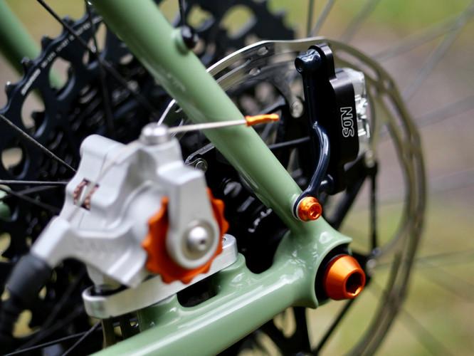 Krömer | Gravel Bike Made in Frankfurt