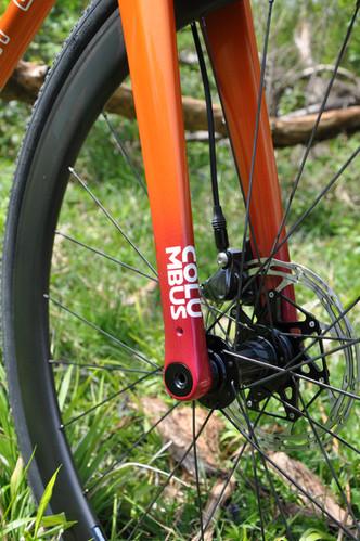 Krömer Custom Gravel Bike Custom Frame