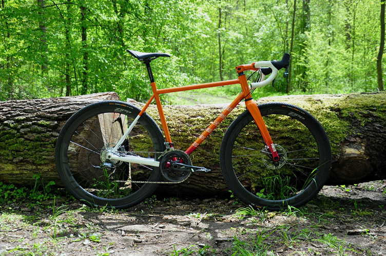 Krömer Custom Frames Bikes Gravel Frankf
