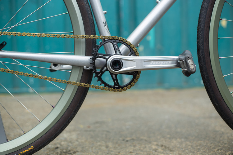 Bike Polo Maßrad