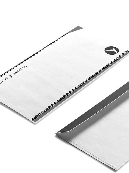 Envelopes Black Inc