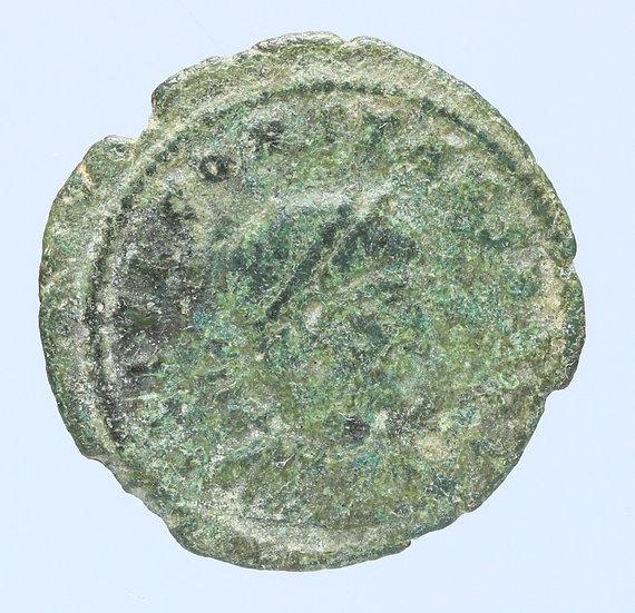 Moeda Romana de Constantius II como César 330-335 dC